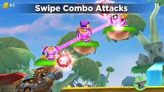 Skylanders Cloud Patrol v1.2.0 APK: game yêu tinh bắn súng vui nhộn