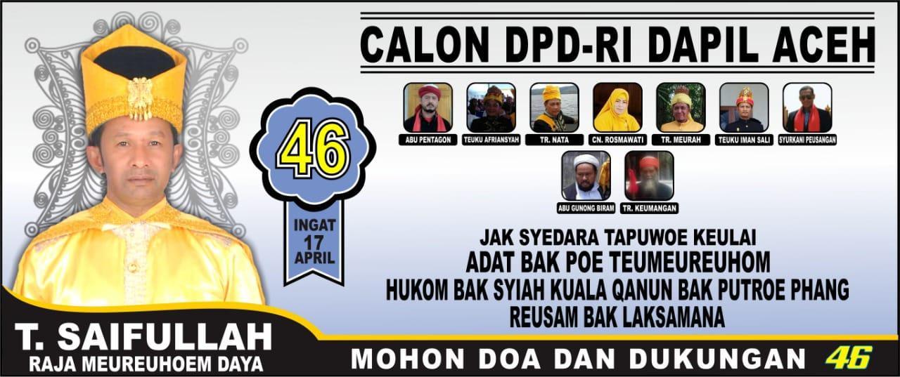 Calon DPD RI