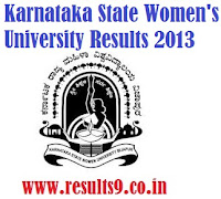 KSWU BSW II, VI, V and VI Semester Results 2013