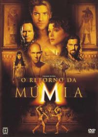 Filme O Retorno da Múmia Dublado AVI DVDRip