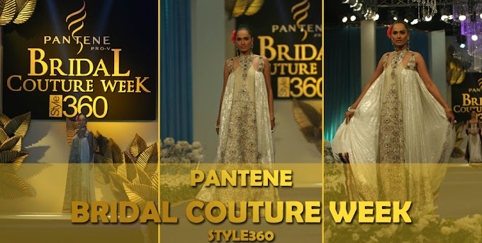 Sadaf Arshad Collection At Pantene Bridal Couture Week 2011 - Day 2   Pantene Bridal Couture Week Style 360