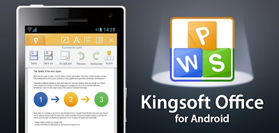 Android office app - Kingsoft Office
