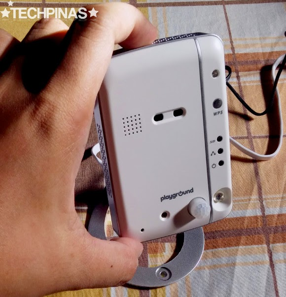 IP Camera, Playground iPCam100