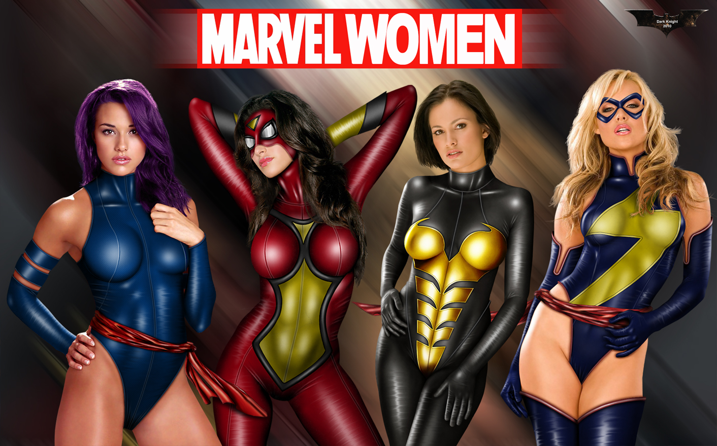 girls of marvel nude
