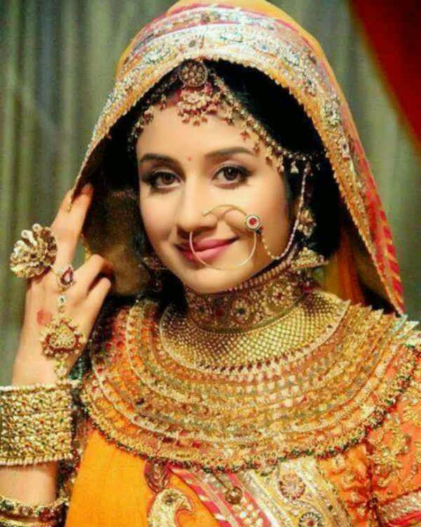 aridhi Sharma, who shot to fame from Jodha Akbar is planning to quit ...