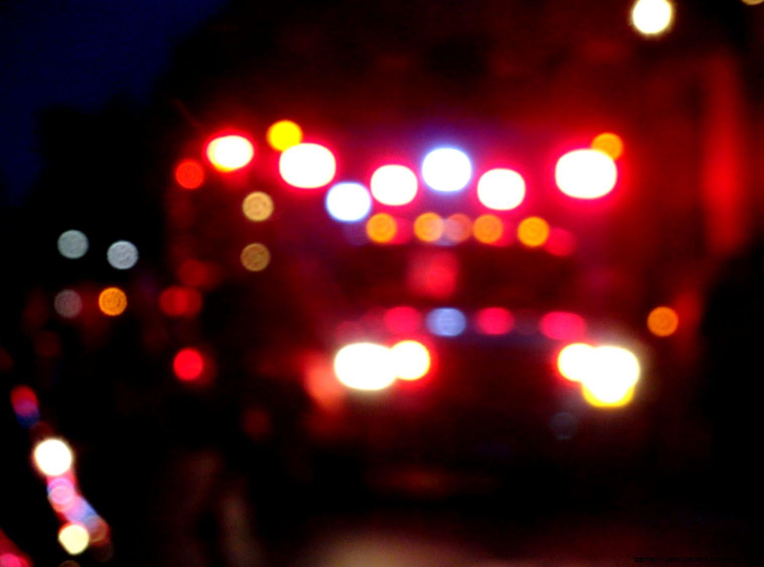 Image result for ambulance lights night