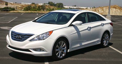 Harga Mobil Hyundai Sonata