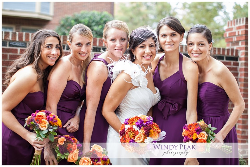 Wedding Flowers from Springwell: Vibrant Colors for Teresa and ...