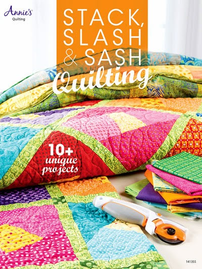 Stack, Slash & Sash Book  2014