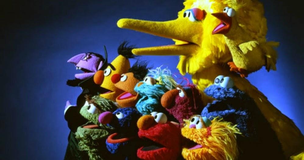 Sesame Street Born To Add