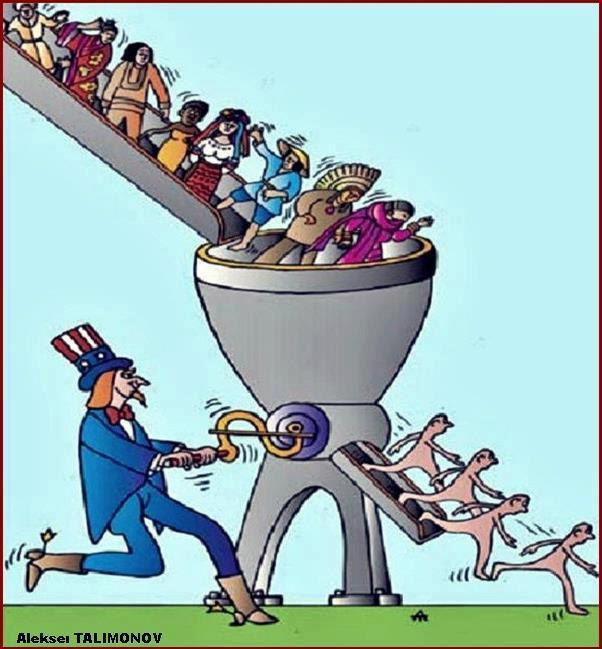 Znalezione obrazy dla zapytania globalizm
