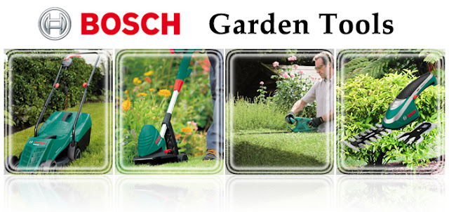 Buy Bosch Garden Tools for a Flourishing Garden