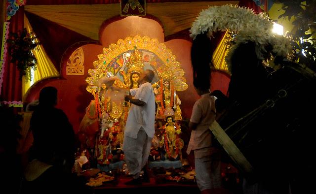 Durga Puja 2012 : Maha Saptami