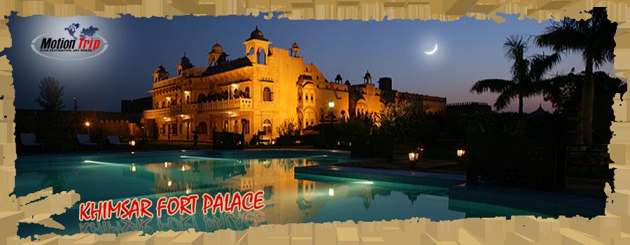 KHIMSAR | KHIMSAR HOTELS | KHIMSAR FORT | KHIMSAR SAND DUNES | KHIMSAR SAND DUNE VILLAGE |