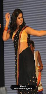 Deeksha Seth in low hip saree