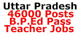 UP Teacher Jobs