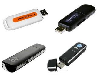 Daftar Harga Modem GSM dan CDMA Terbaru Januari  2013