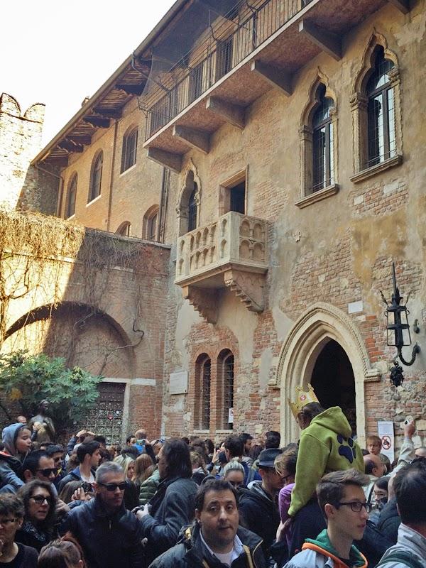 Julian parveke, Verona