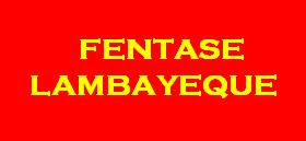 FENTASE LAMBAYEQUE