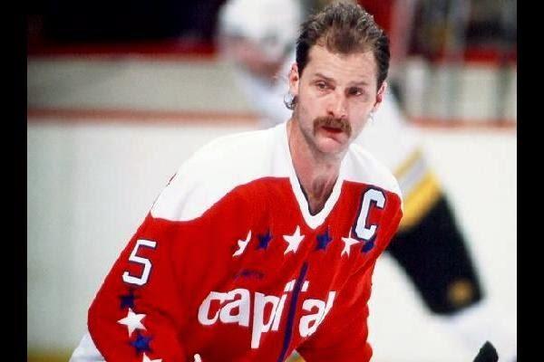 Langway won the Norris Trophy as best defenseman in 1983 and 1984