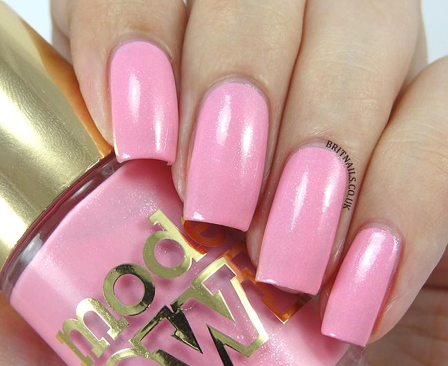Models Own Princess Pink