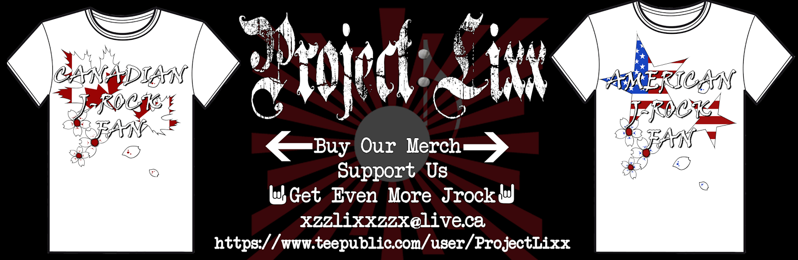 Support Us, Buy Our Merch, Get Even More J-Rock!
