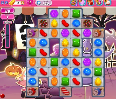 Candy Crush Saga 720