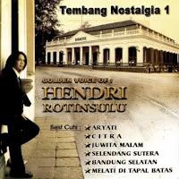 Hendri Rotinsulu - Tembang Nostalgia, Vol. 1