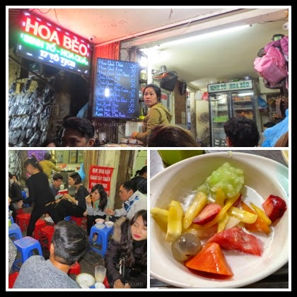 Street Food Tour Hanoi 11