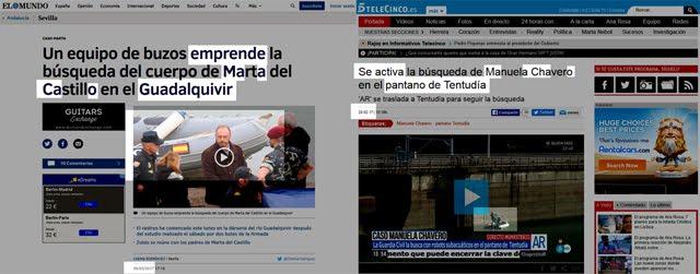 Ritual de la Feralia: Marta del Castillo y Manuela Chavero son Yuturna y Tácita (ACTUALIZADO)