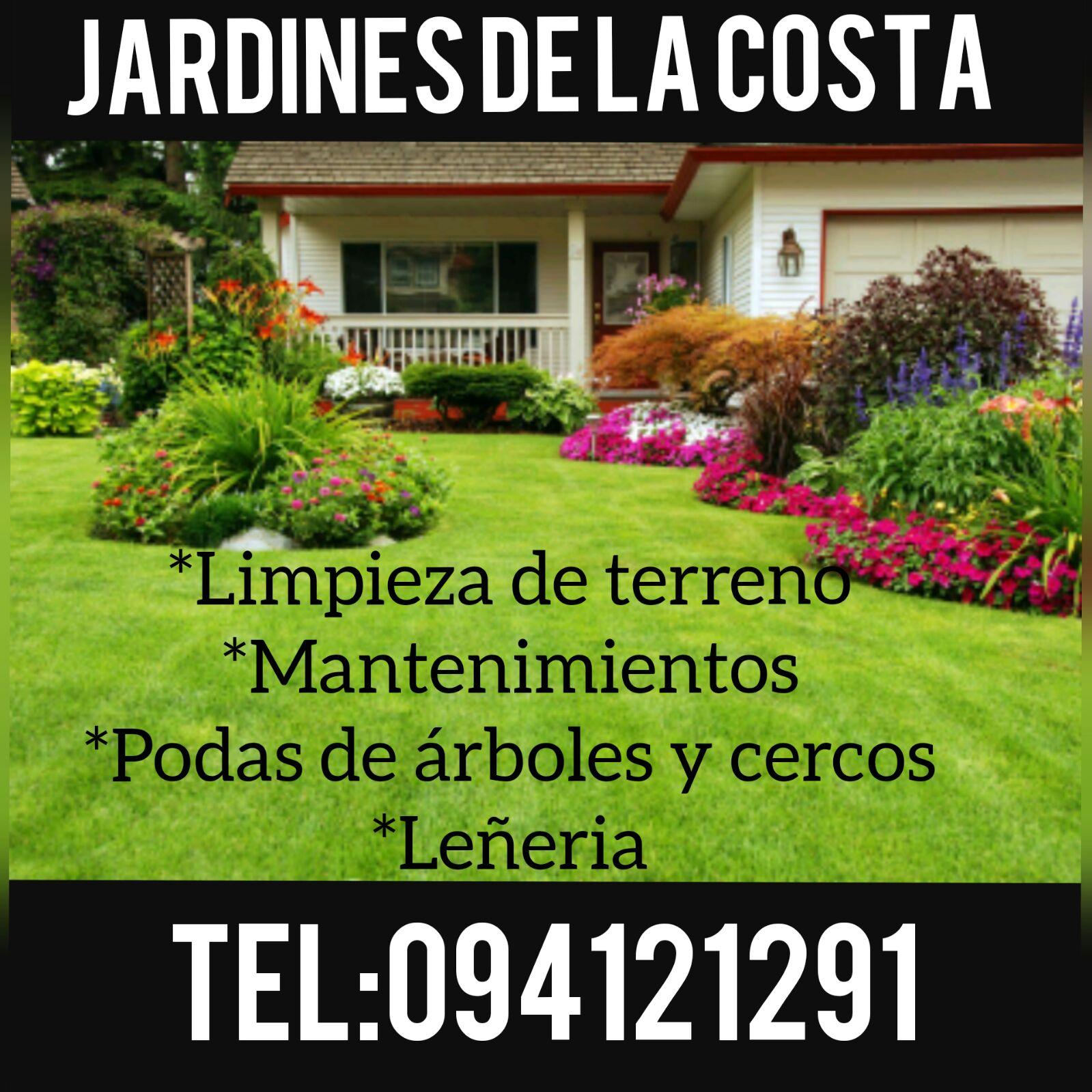 JARDINES DE LA COSTA