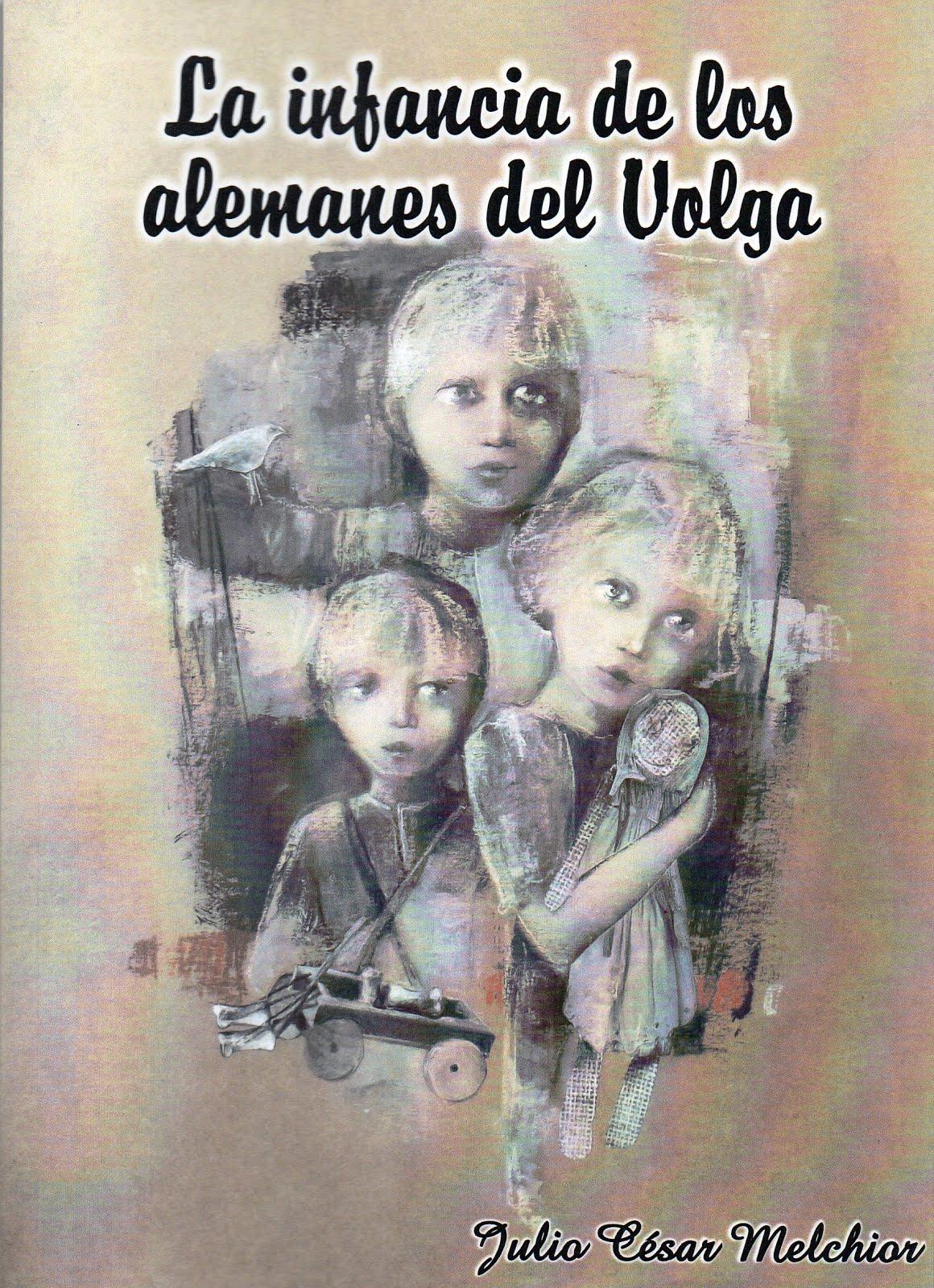 La infancia de los alemanes del Volga