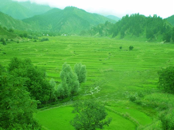 Beautiful Places To Visit Leepa Valley Azad Kashmir