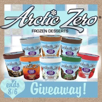 healthy ice cream, Arctic Zero, high protein snack