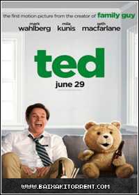 Baixar Filme O Ursinho Ted Dublado - Torrent