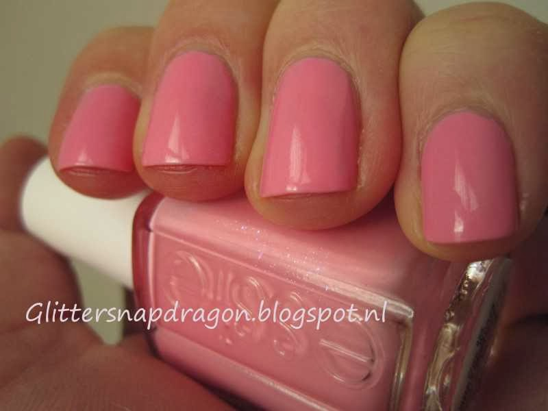 Essie Pink Works