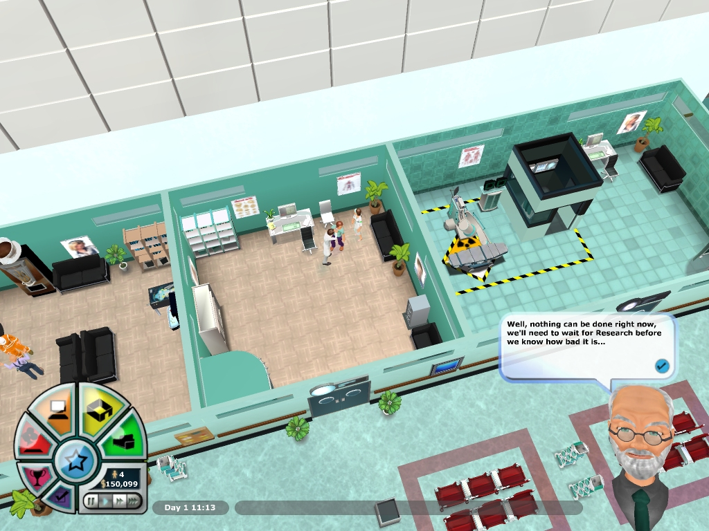 Theme Hospital Official Patch
