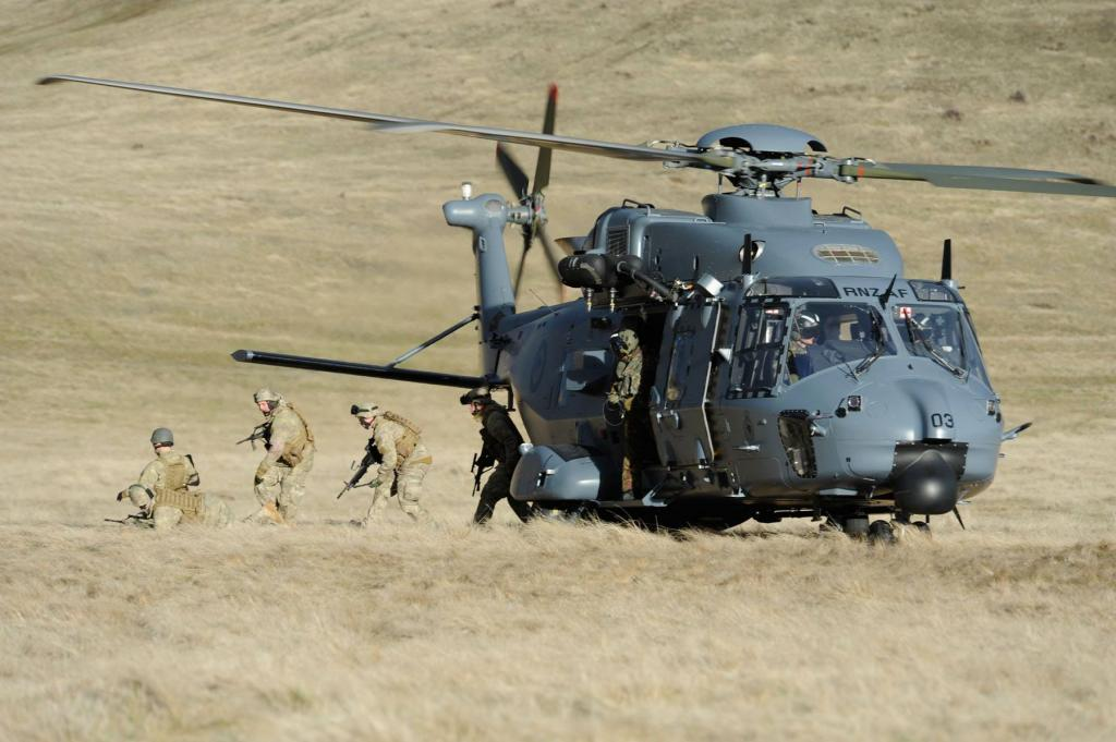 Elicottero Nh90 : Nh helicopters of the royal new zealand air force rnzaf