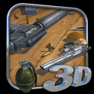Guns 3D Live Wallpaper 1.0 apk