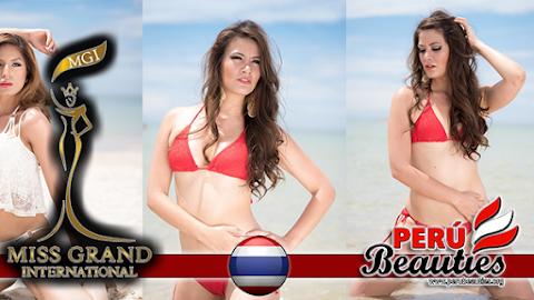 Official Portrait: Miss Grand International 2015