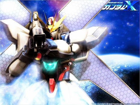 After War Gundam X soundtrack ost full version