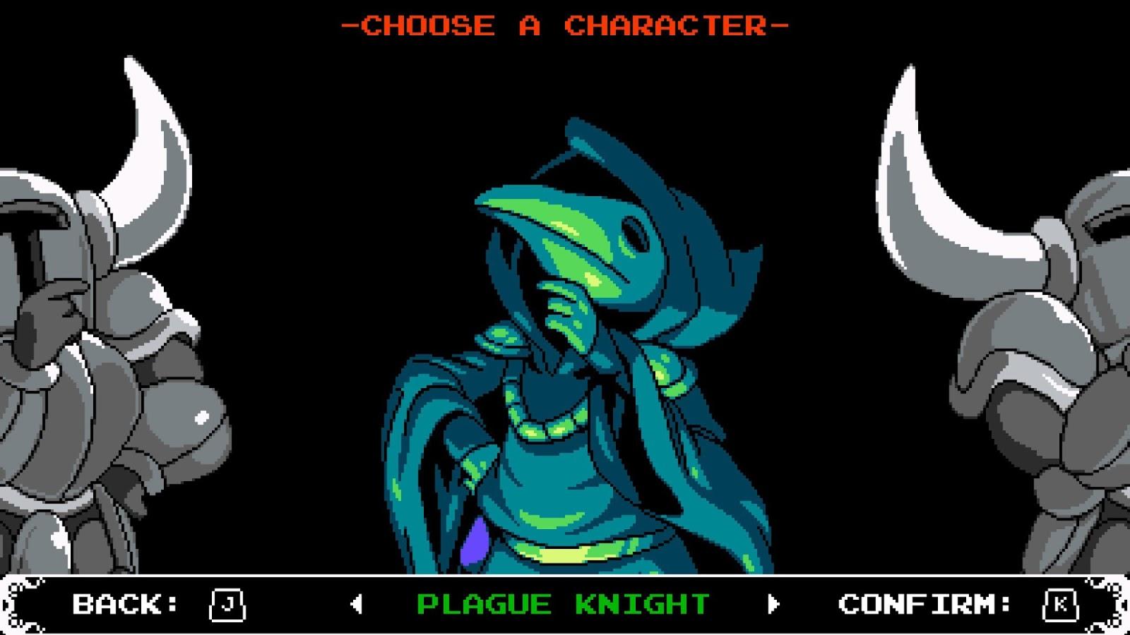 shovel knight  saiba como desbloquear plague knight sem