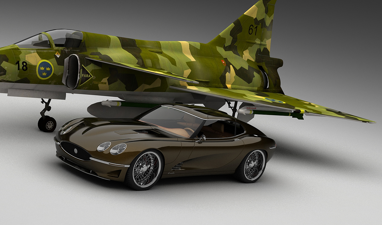 Jaguar E-Type &#8220;Growler&#8221; Concept - The Jaguar E-Type (a.k.a. Jaguar XK-E), Jaguar E-Type, Jaguar E-Type wallpaper, Jaguar E-Type videos, Jaguar E-Type models, Jaguar E-Type replica, Jaguar E-Type specifications, Jaguar E-Type for sale, Jaguar E-Type parts, 1970 Jaguar E-Type for sale, Jaguar E-Type price, used Jaguar E-Type, Jaguar E-Type coupe for sale