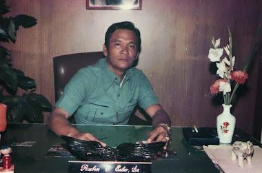 Divine Master Ruben E. Ecleo, Sr.