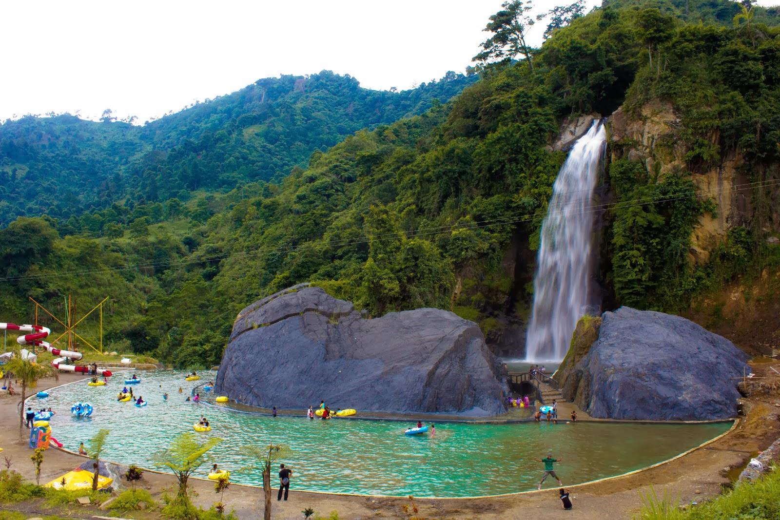Visit Bogor: Sentul paradise Park (Air Terjun Bidadari)