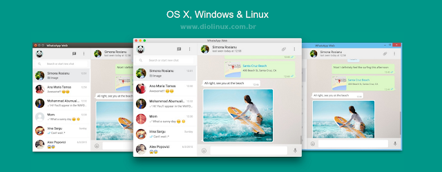 WhatsApp Ubuntu