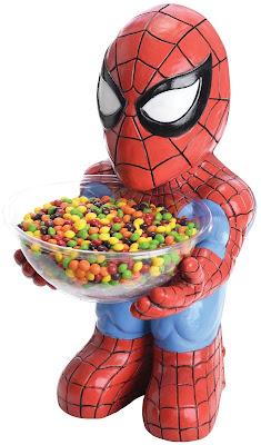 Spider Man Candy Bowl Halloween