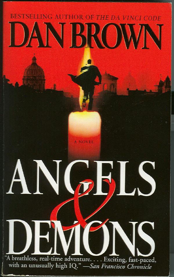 Angels and Demons : Dan Brown ( বাংলা অনুবাদ ই বুক