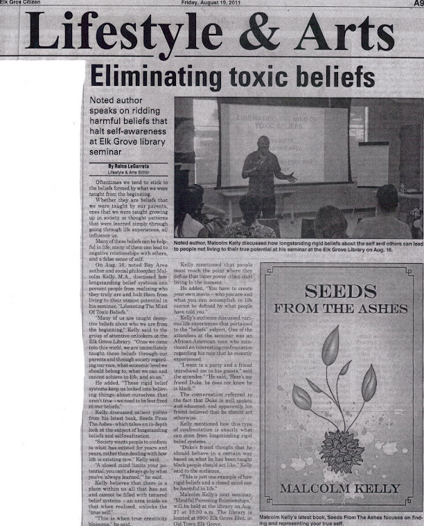 Eliminating Toxic Beliefs