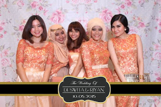 photo booth nikah